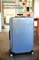 【租時尚】- [全省可郵寄]行李箱出租RIMOWA SALSA AIR 時尚紫,時尚深藍,時尚湖水藍,一天150元!