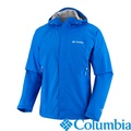 Columbia哥倫比亞-單件式防水外套(藍色/URO24380BL)