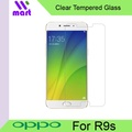 Tempered Glass Screen Protector (Clear) For Oppo R9s