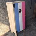 手工實木櫃