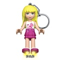 【 LEGO Friends】LED鑰匙圈燈 - 斯蒂芬妮