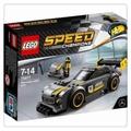 樂高LEGO SPEED 75877 AMG-GT3 賓士車 絕版品