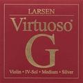 【小麥老師樂器館】小提琴弦 (第四弦 G弦) 德國 Larsen Virtuoso 紅 V5524