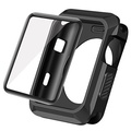 Apple Watch Case 42mm, Wolait Rugged Protective Case + Tempered Glass Screen Protector for Apple Wat
