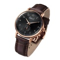 ARBUTUS ANALOG AR804RBF STAINLESS STEEL ROSE GOLD UNISEX WATCH