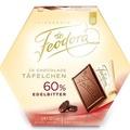 德國feodora 賭神 巧克力 75%  60% &37% 30片 225克 現貨特價