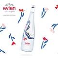 evian X Inès Longevial 2019 限量紀念瓶 (750m/玻璃單瓶)