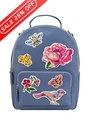 Cath Kidston กระเป๋าสะพาย รุ่น Patches Mini สี Solid Periwinkle
