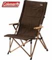 【露營趣】中和安坑 Coleman CM-0502 舒適達人帆布高背椅 巨川椅 大川椅 休閒椅 折疊椅