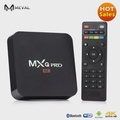 AirStar  MXQ PRO Android TV Box 2G/8G Octa-Core Video Player Supports 4K Ultra-HD H265 2.4/5 GHz WiFi