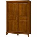 衣櫃 衣櫥 收納櫃 衣物收納 櫥櫃 置物櫃《Yostyle》亞倫5x7尺實木衣櫥/衣櫃