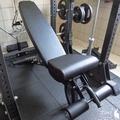商用臥推椅 啞鈴椅 美國客戶原單 結實耐用 直逼40KG Rep Bench 仰臥起坐 健身 房 椅