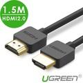 綠聯 HDMI 2.0傳輸線 1.5M