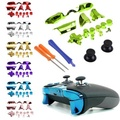 Game Controller Bumper Triggers Buttons Replacement Full Set D-pad For Xbox One Elite X1