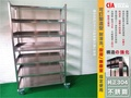 置物架 收納架 瀝水架 廚房收納架 304 不鏽鋼 不銹鋼 不鏽鋼層架 (您設計我接單~變化自在) ♞空間特工♞