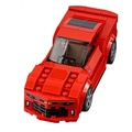 絕版稀有樂高LEGO超級賽車系列載具殺肉紅色賽車跑車科邁羅 75874