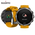 SUUNTO Spartan Sport Wrist HR Baro彩色觸控運動鍛鍊與戶外探險腕式心率GPS腕錶-琥珀色