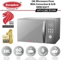 Europace EMW 8281T 28L Microwave Oven With Convection & Grill