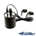 KINGNET-工程用集音放大器 隔牆聽漏 音量放大器
