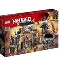 樂高積木LEGO (LT70655)NINJAGO旋風忍者系列-暗黑獵龍寨