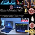 """ASUS XG STATION PRO TB3 EXTERNAL GPU DOCK.., (1Y)  """"included 1.5m active Thunderbolt 3 cable"""""""