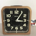 Seiko นาฬิกาปลุก รุ่น Seiko QHK025M  Snooze Light