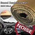 Car Sound Proofing Deadening Motorhome Van Insulation Closed Cell Foam