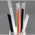 白鷺商城 1000支吸管一次性吸管珍珠奶茶粗吸管獨立包裝彩色塑膠大吸管19cm