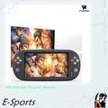 新版X16大7全新7吋大銀幕街機FC掌機拳皇掌上PSP懷舊遊戲機