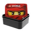 【 樂高積木 LEGO 】旋風忍者系列 - 經典餐盒/置物盒