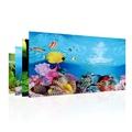 魚缸背景紙畫高清圖3d立體壁畫水族箱背景圖貼紙壁紙魚缸背景畫