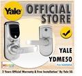 YALE YDME50 RFID Bedroom Digital Door Lock