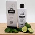 Nal Shampoo for hair loss.ยาสระผมออแกนิค เพื่อผมร่วงและอาการคันหนังศรีษะ 250ml.
