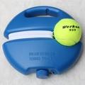 網球 訓練網球 練習球訓練器 帶線網球底座單人回彈帶繩網球皮筋球 『每日3C』
