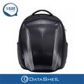 【Datashell】滑面硬殼後背包(黑色輕量型)