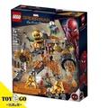 樂高LEGO SUPER HEROS 超級英雄 電影 蜘蛛人:離家日 熔岩人戰鬥 玩具e哥 76128