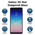 Samsung Galaxy A8 Star Tempered Glass Screen Protector (Clear)