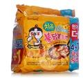 即期 韓國 SamYang 三養 起司辣雞肉風味麵 辣雞麵 韓國泡麵 進口泡麵(5包入) 【美日多多】