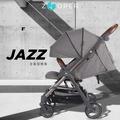 【Zooper】Jazz 全能型推車-仿麻灰