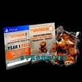 全新現貨【湯米黃金版升級包】 PS4 湯姆克蘭西 全境封鎖2 一年季票+泰迪熊+序號 【VIP賞金獨家任務】台中星光電玩