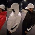 2018春季 NIKE AS M NSW 連帽套頭風衣 休閒運動衝鋒衣 經典限定