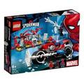 樂高積木 LEGO《 LT76113 》SUPER HEROES 超級英雄系列 - Spider-Man Bike Rescue