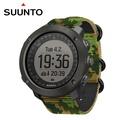 SUUNTO Traverse Alpha專為狩獵、釣魚、征服叢林野外的GPS腕錶-迷彩綠