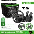 Tmx forceback 力回饋方向盤 xbox pc 皆可用