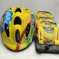 全新 捷安特 Giant 兒童 安全帽 護具 黃色 歡樂巴士 腳踏車 自行車