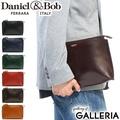 Daniel&Bob手拿包ALICANTE OTELLO CLUTCH 27男士女士皮革 GALLERIA Bag-Luggage