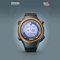 【僅剩一支*日本製】 EPSON Pulsense PS-600 心率有氧教練手錶*雙心率感測
