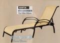 ╭☆雪之屋居家生活館☆╯A64F36鋁合金網紗躺椅/休閒椅