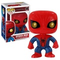 Funko POP Marvel: Amazing Spiderman Movie Bobble Head