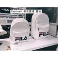 特價5個 韓國新款 FILA 秋冬必備 新款 皮革 迷你 小 後背包 背包 皮質 後背包  FILA後背包 小包